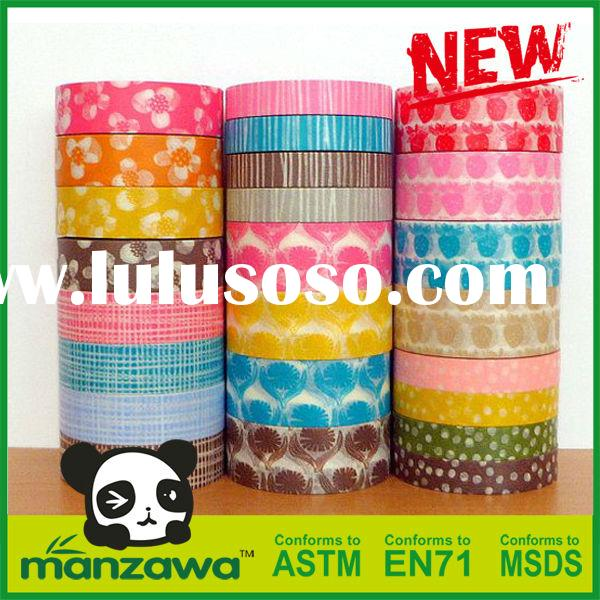 High quality adhesive rice paper for crafts