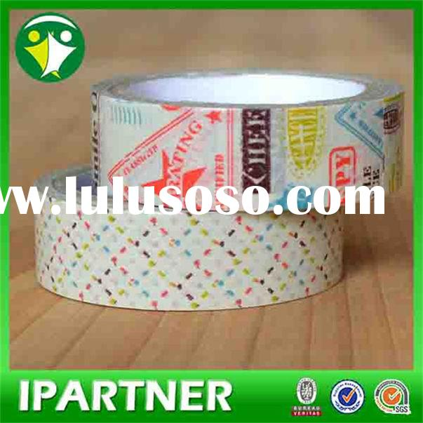 Ipartner Cute Writable rice paper tape craft handmade