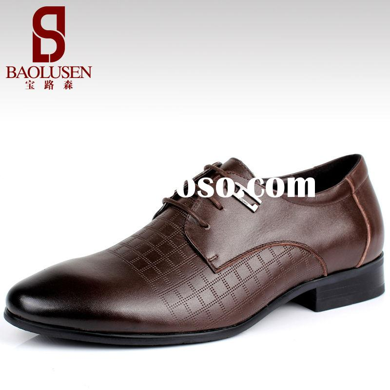 New Arrival Best price Oxfords Genuine Leather Business Casual Mens Shoes