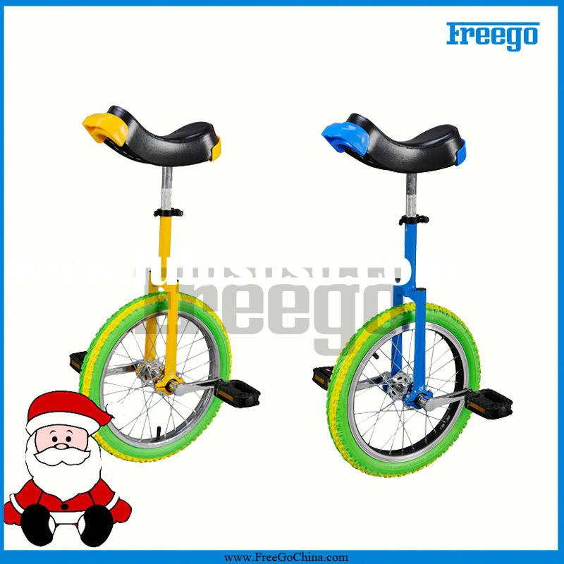 "New arrived Freego personal vehicle,Unicycle Bicycle One Wheel Bike 16"" 18"" 20"" 24&qu"
