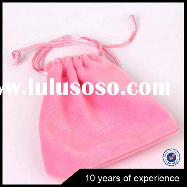 Professional Factory Cheap Wholesale Custom Design plastic bag with pp handles from manufacturer