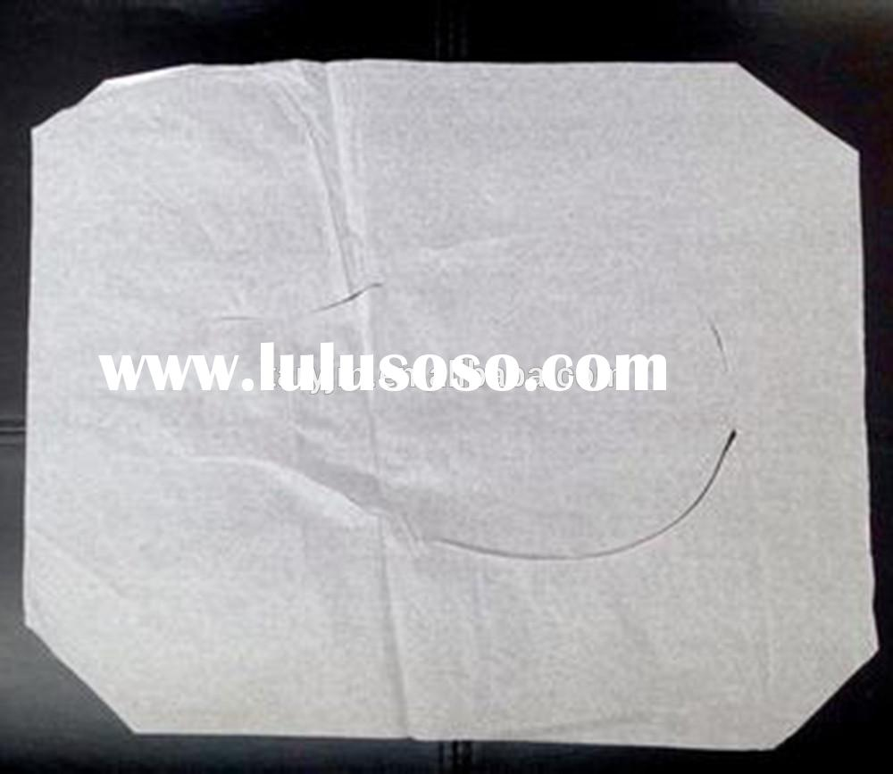disposable paper toilet seat cover for travelling