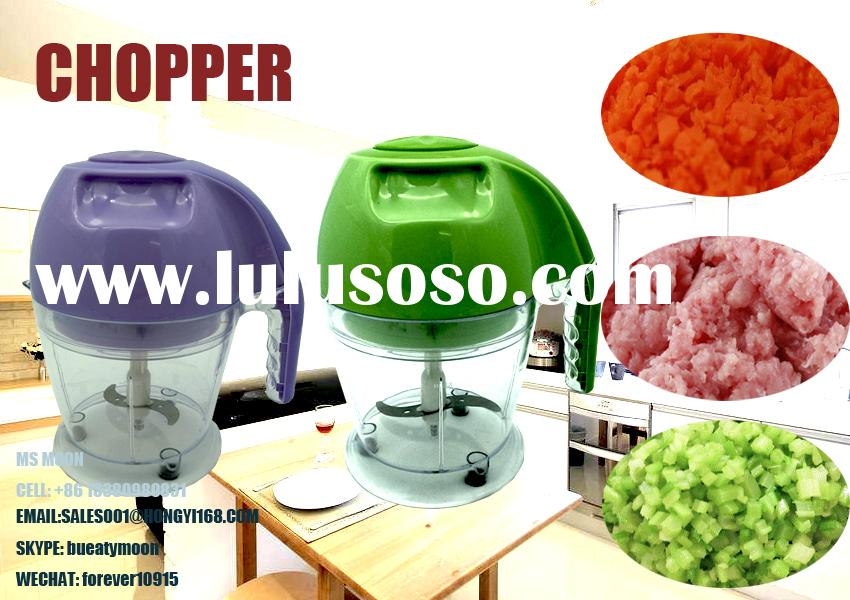 high quality electric mini food chopper/food processor with CE