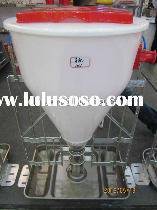 hog feeders,automatic dry wet feeder