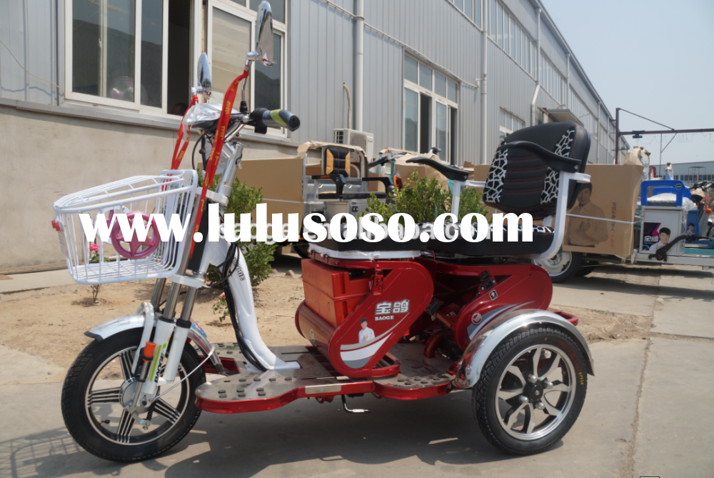 small electric scooter tricycle for sale for 2 person