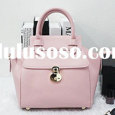 2015 Europe fashion leather messenger bags for women real leather handbag lady tote bag EMG4110