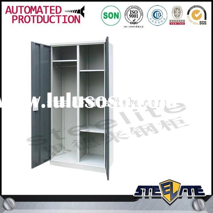 2015 New Metal storage cabinets with doors and shelves