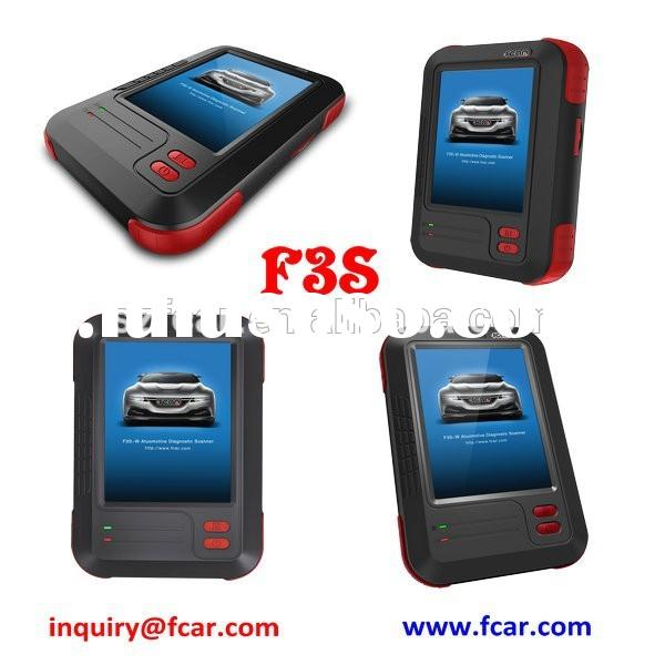 Auto Scanner for all cars,Fcar F3S-W Car Diagnostic Scanner for All Japanese,Korean,European,America