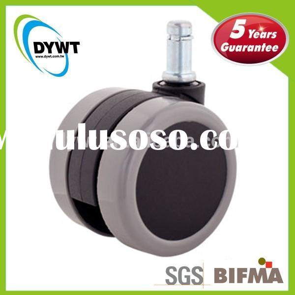 BIFMA small heavy duty furniture caster wheels manufacturer
