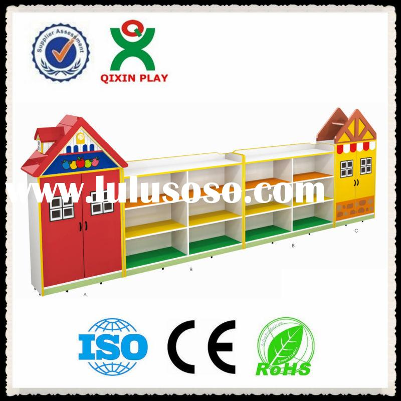 Best selling kids toy cabinet with doors children toys storage cabinets kids wooden toy storage cabi