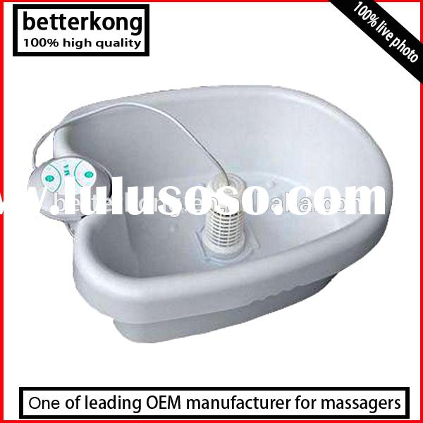 Betterkong iron foot spa Electric Detox Massager for detoxification spa basin