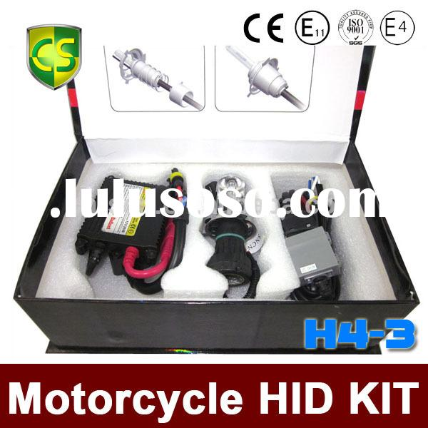 CARSEN Auto Accessories H4 hi/low Motorcycle HID Xenon conversion Kit,3000K,4300K,6000K 12v 55w Moto