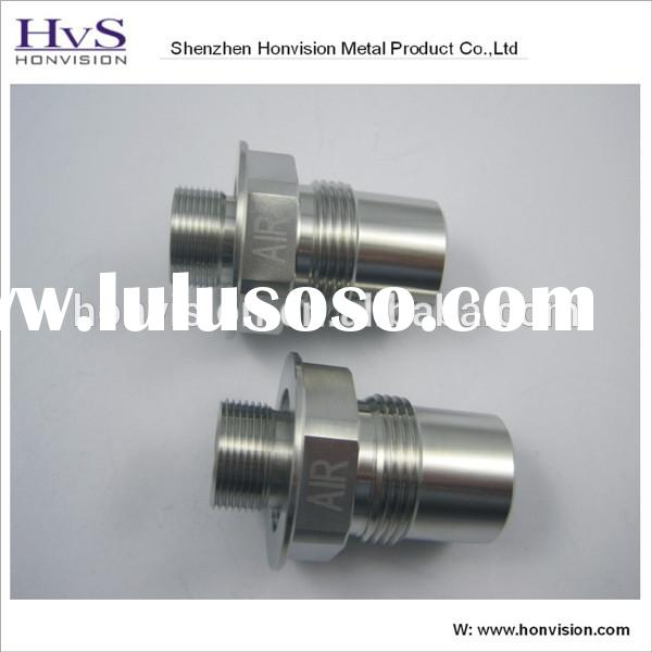 CNC high precision used aircraft parts