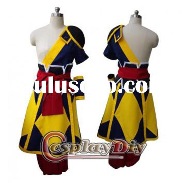 Custom Made Fairy Tail Zancrow Anime Cosplay Costume For Adult