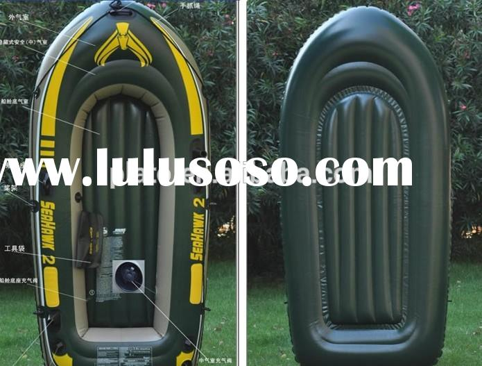 Hot sale used cheap inflatable boat for sale