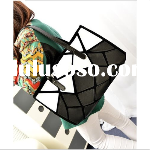 Lady Handbag Shoulder Bag Tote PU Leather Women Messenger Hot Item for Sale