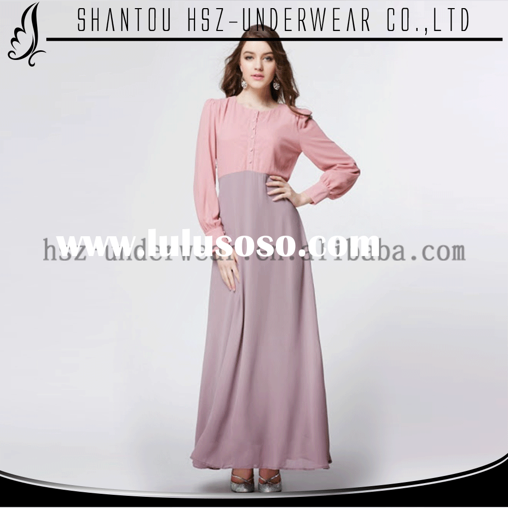 MD A008 New style islamic maxi dresses Fashion burqa islamic dress Beautiful islamic dress codes