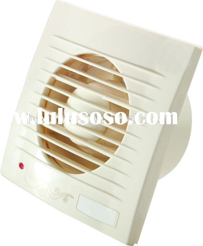 "NEW 4""100mm Bathroom Extractor Wall Window / Kitchten Exhaust Ventilating Fan With Light indica"