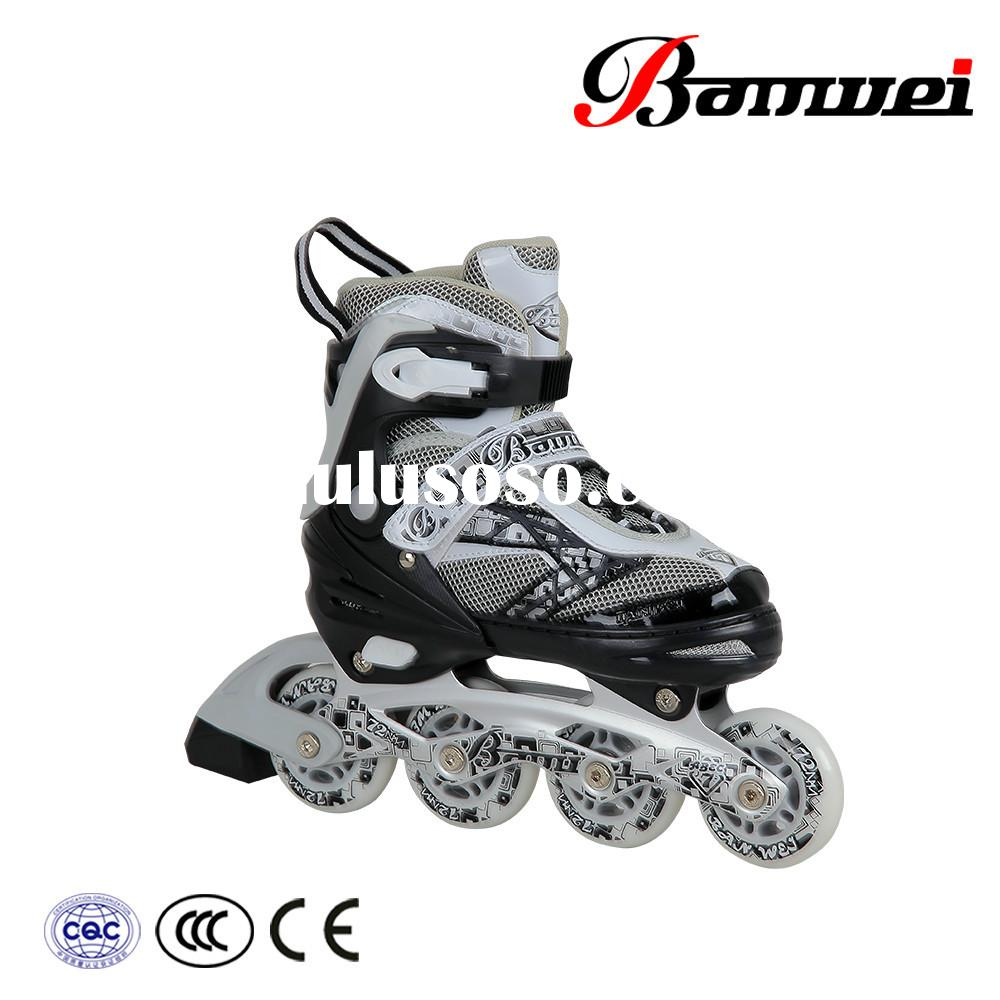 Super quality hot sale high level retractable roller skate shoes