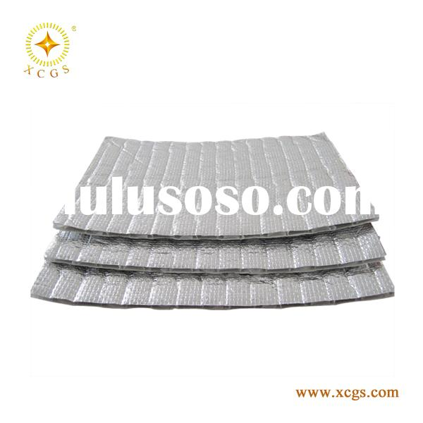 Thermal Insulation,Aluminum Foil Woven Fabric to be used in roofing insulation or heat barrier in in