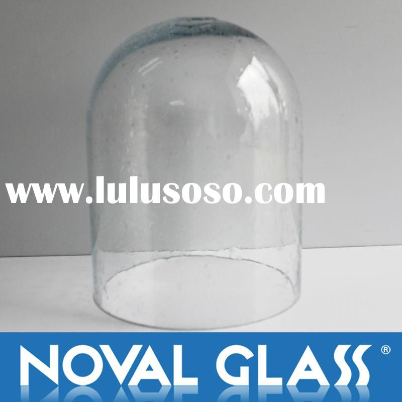 Tube glass lamp shade, Dcorative Glass Shade, Art Glass Lamp Cover
