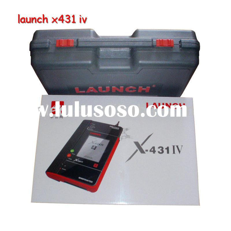 Universal auto diagnostic launch x431 iv, x431 iv master global version diagnostic scanner for all c