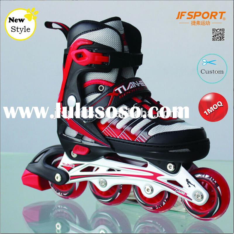 Wholesale retractable roller skate shoes Kids Roller Shoes Safety Roller Shoes