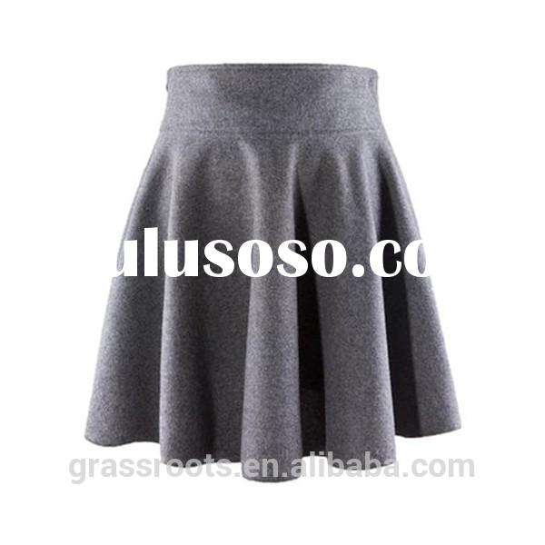 Womens Girls Fashion Casual Clothing Short Skirt For Girls