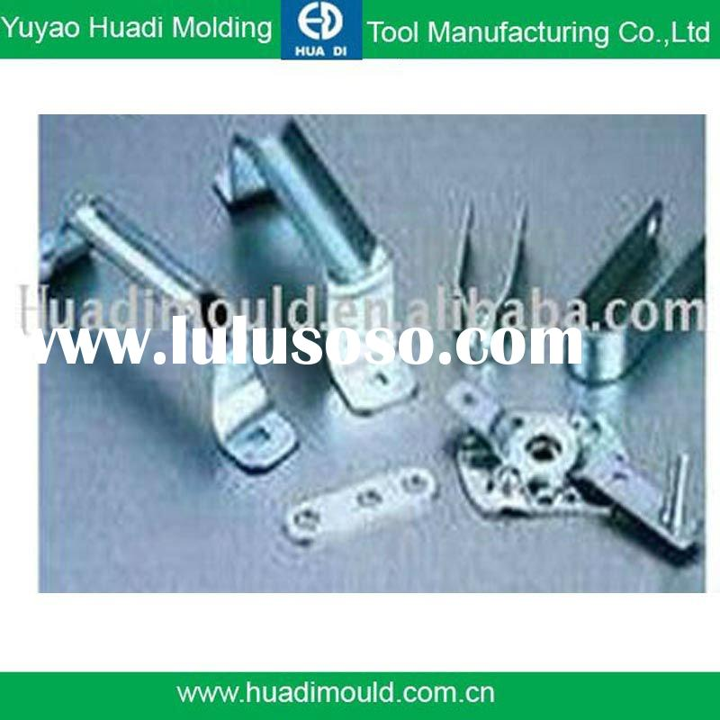 bending parts used in aircraft seats of metal stamping bending parts
