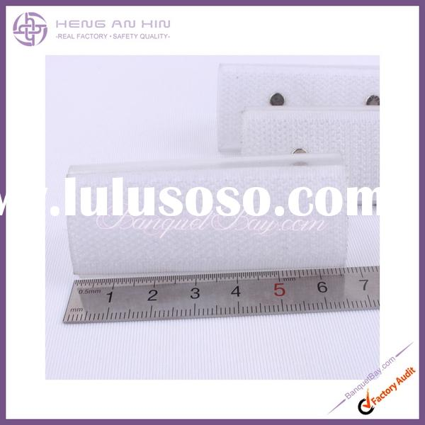high quality cheap table skirting clips plastic table cloth clips from china