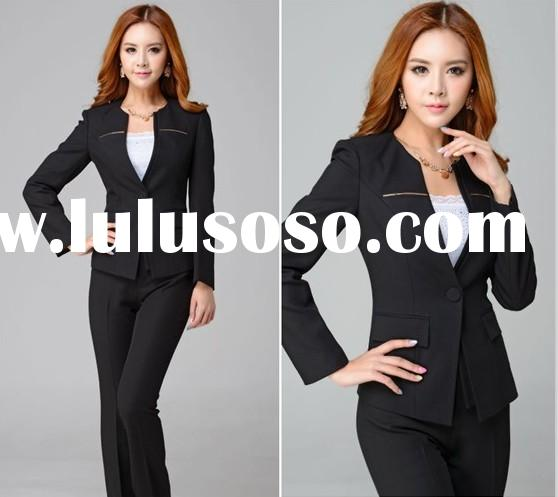 ladies suit business uniform sample office uniform designs