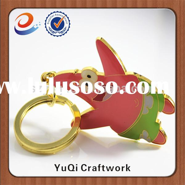 new unique products to sell on China alibaba China custom metal keychain for men