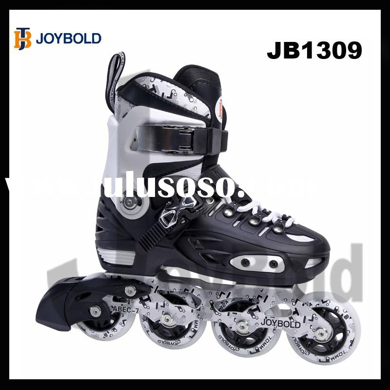 retractable kids 4 wheel inline skates rolleblades shoes, flying eagle skates With Competitive Price