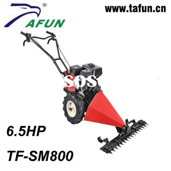 walking tractor with 800mm/900mm/1200mm bar mower