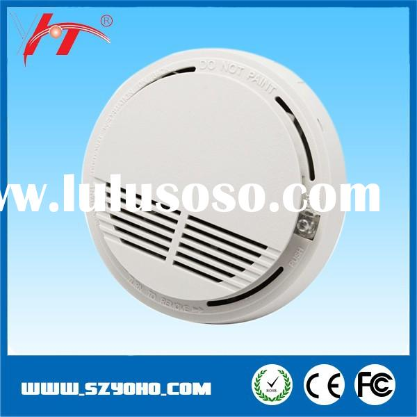 4 wire smoke detectors network optical smoke detector 9-16DVC for fire alarm system/security system