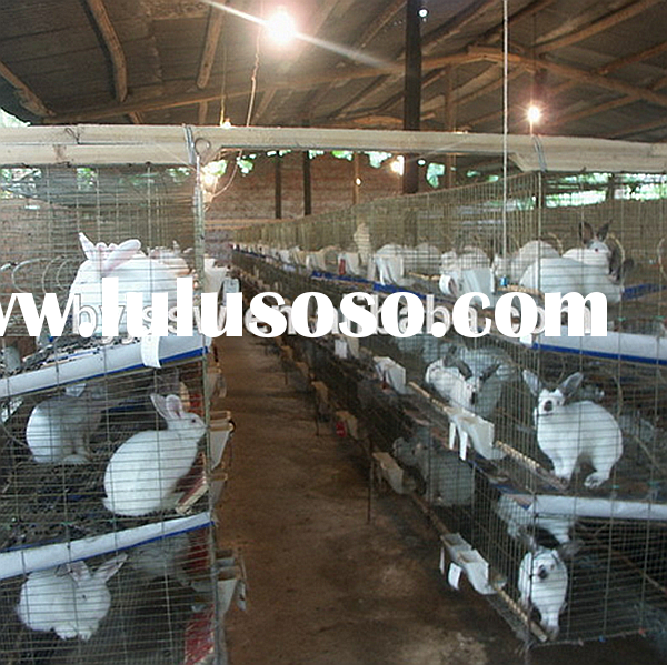 Animal Cage- Chicken House Rabbit Cage Duck Fence