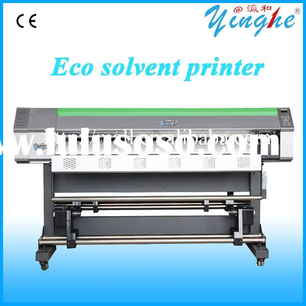 Digital Commercial label screen printing machine