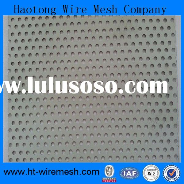 Direct Factory Supply Perforated Metal Screen Mesh