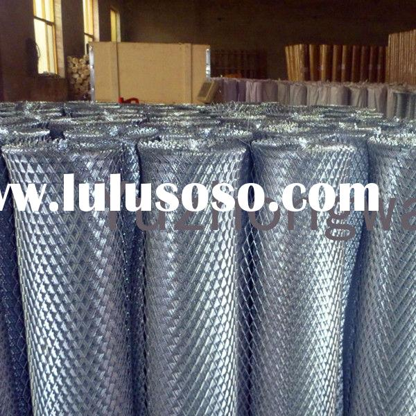 Heavy Duty Expanded Metal Screen Mesh