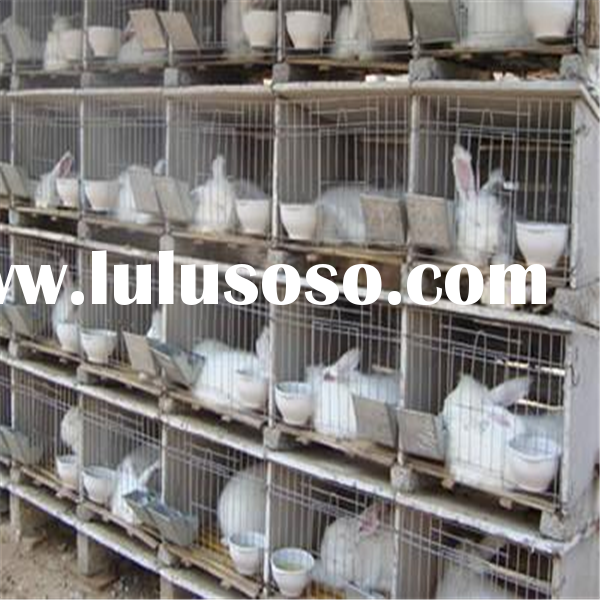 Portable wire bunny rabbit cage for sale