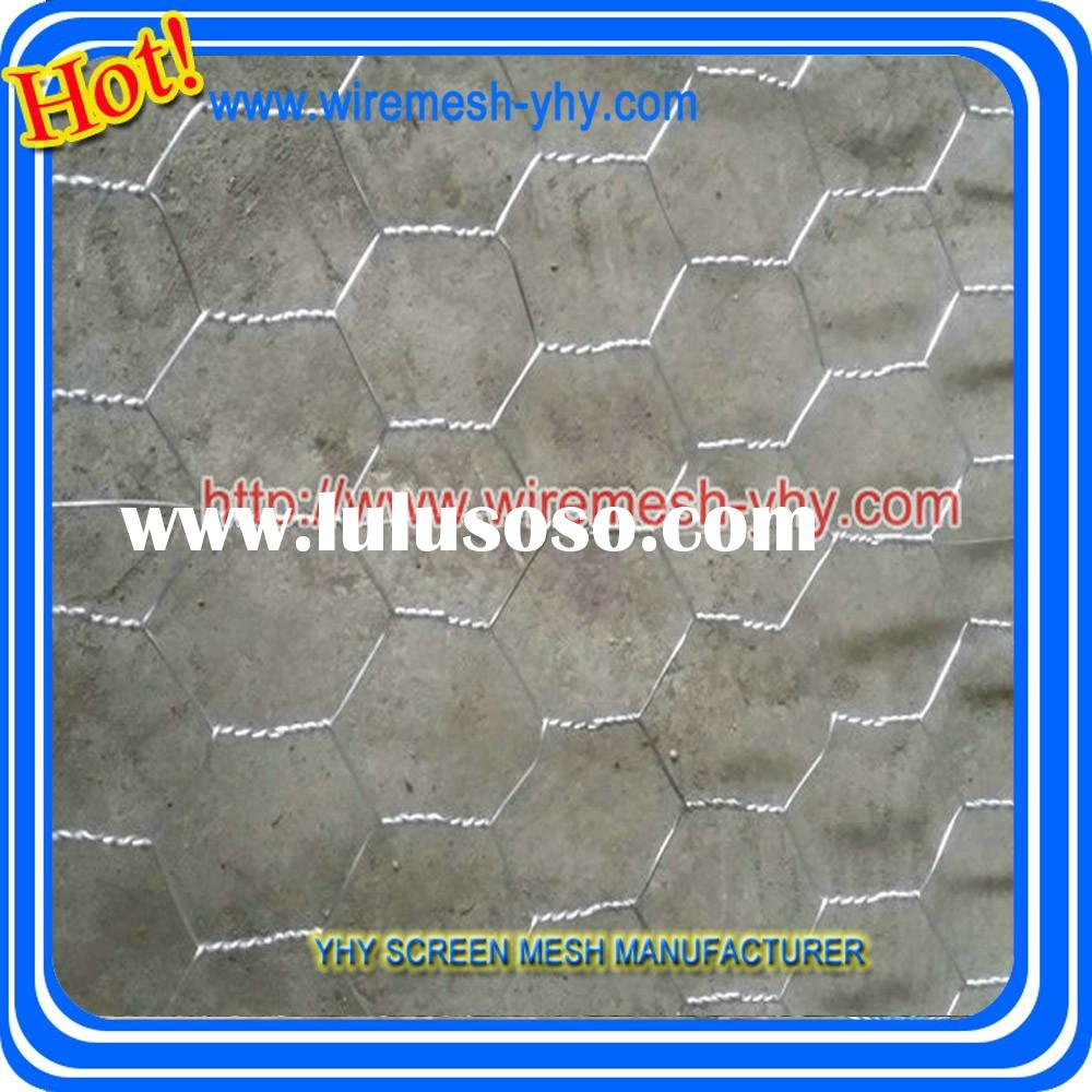 Poultry wire portable chicken fencing