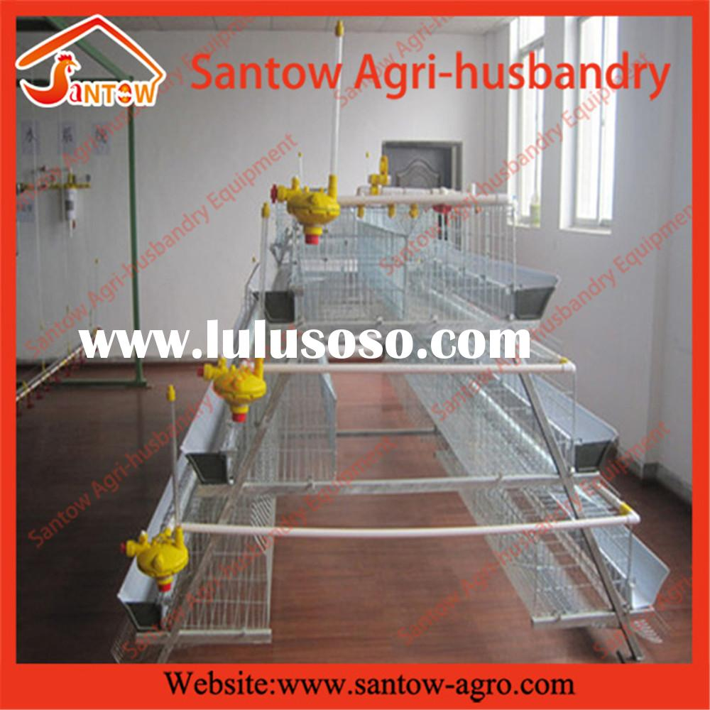 Super quality top sell portable chicken farm cage