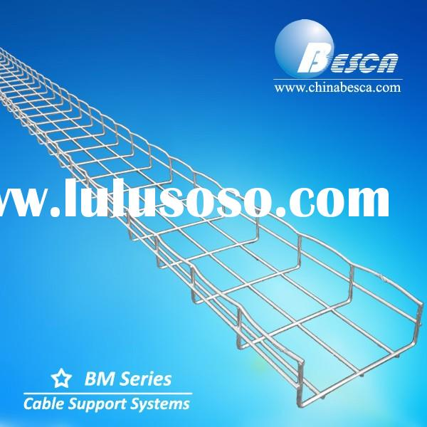 Zinc Plated Welded Wire Mesh Cable Tray for Electrical Wiring System (UL, cUL, CE, TUV)