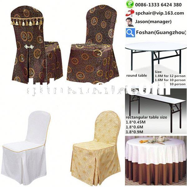 Marvelous Round Back Chair Covers Designs