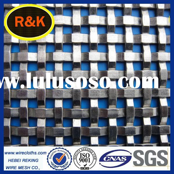 decorative metal screen mesh