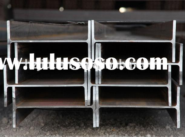 hot rolled beams iron used for sale/h section/i section