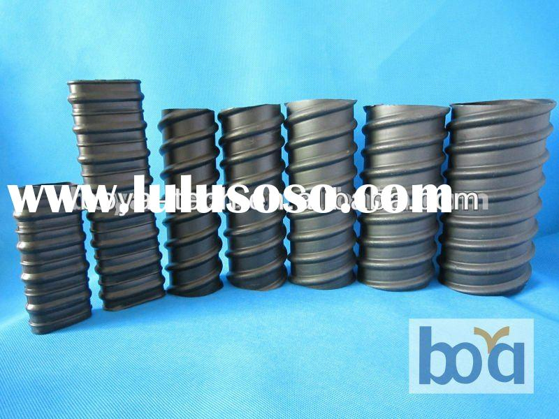 plastic corrugated duct/Prestressed concrete plastic corrugated pipe for wear steel wires in the bri