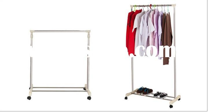 practical portable clothes drying rack