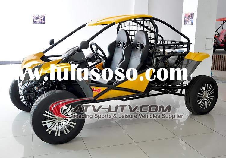 1500cc EFI 4WD Shaft Drive Electric Start 4 2 Seater Go Kart For Adult