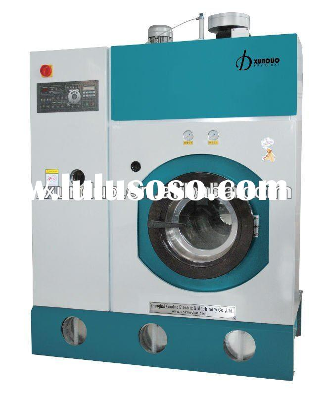 2014 good appearance dry cleaning equipment for sale